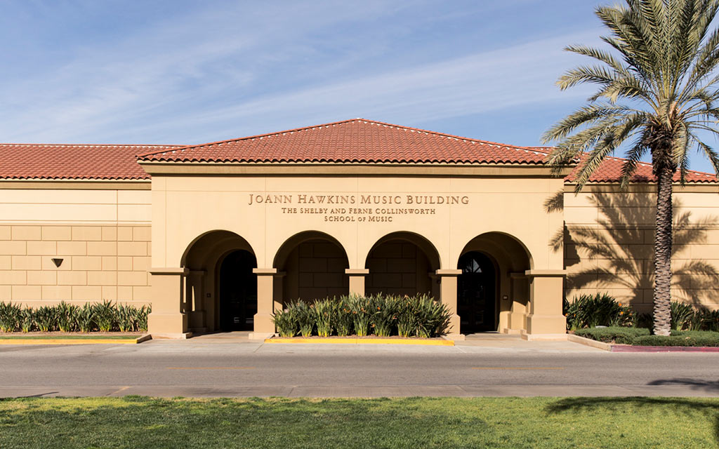 The Collinsworth School of Music at California Baptist University